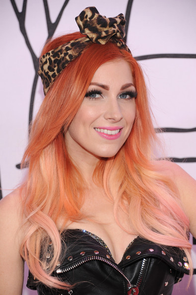 More Pics of Bonnie McKee Long Wavy Cut (1 of 3) - Long Wavy Cut Lookbook - StyleBistro
