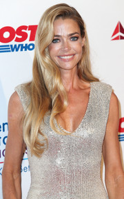 Sporting a long wavy 'do, Denise Richards was Barbie come to life at the CHLA gala.