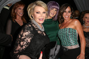 Joan Rivers and Kathy Griffin Photo