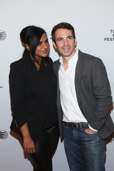 More Pics of Mindy Kaling Loose Ponytail (5 of 21) - Updos Lookbook - StyleBistro [alex of venice,event,fun,suit,outerwear,smile,formal wear,white-collar worker,premiere,fashion design,gesture,actors,chris messina,mindy kaling,martime hotel,tribeca film festival after party,the cabanas at the maritime,l,premiere,party]