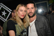 Dree Hemingway and Phil Winser Photo
