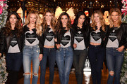 Backstage With the Angels: Victoria's Secret Fashion Show 2014