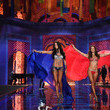 2014—Adriana Lima and Alessandra Ambrosio Make an Entrance in Million-Dollar Bras