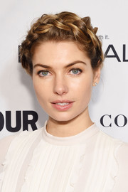 Jessica Hart was a cutie at the Glamour Women of the Year Awards wearing this crown braid.