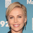 Charlize Theron's Breezy 'Do