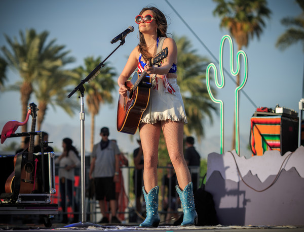 More Pics of Kacey Musgraves Cowboy Boots (1 of 10) - Boots Lookbook - StyleBistro [performance,entertainment,musician,music artist,performing arts,music,public event,singing,event,stage,stagecoach,kacey musgraves,california,indio,the empire polo club,country music festival]