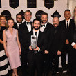 Paul Feig and Judd Apatow