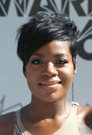 Fantasia Barrino looked oh-so-cool with her mussed-up pixie at the 2016 BET Awards.