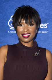 Jennifer Hudson rocked a spiky 'do at the 2016 March of Dimes Celebration of Babies.