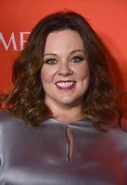 Melissa McCarthy looked adorable with her bouncy curls at the Time 100 Gala.