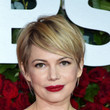 Michelle Williams' Messy Pixie