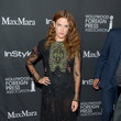 Riley Keough in Valentino at the TIFF/InStyle/HFPA Party