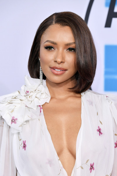 Kat Graham wore a perfectly sweet bob at the 2017 American Music Awards.