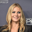 Gwyneth Paltrow's Soft, Piecey Waves
