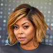 Taraji P. Henson's Voluminous 'Do