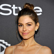 Maria Menounos' Hair Knot