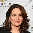 Tina Fey's Girly Curls