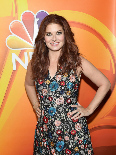 More Pics of Debra Messing Strappy Sandals (2 of 5) - Debra Messing Lookbook - StyleBistro