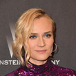 Diane Kruger's Mesmerizing Blues