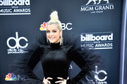 Bebe Rexha Fishtail Dress