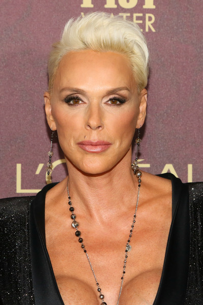 Brigitte Nielsen S Frosty Lips The Best Makeup Looks For