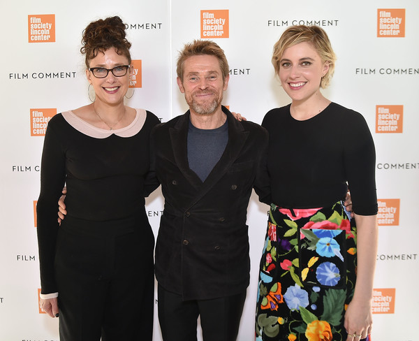 More Pics of Greta Gerwig Fitted Blouse (1 of 3) - Tops Lookbook - StyleBistro