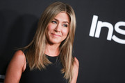Jennifer Aniston attended the 2018 InStyle Awards rocking a chic layered cut.