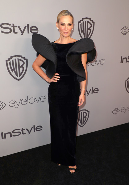 More Pics of Molly Sims Evening Dress (1 of 4) - Dresses & Skirts Lookbook - StyleBistro