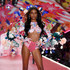 Jasmine Tookes Lookbook: Jasmine Tookes wearing Victoria's Secret Lingerie (4 of 17). Jasmine Tookes flaunted her slim physique in a blush corset and matching panties at the 2018 Victoria's Secret show.