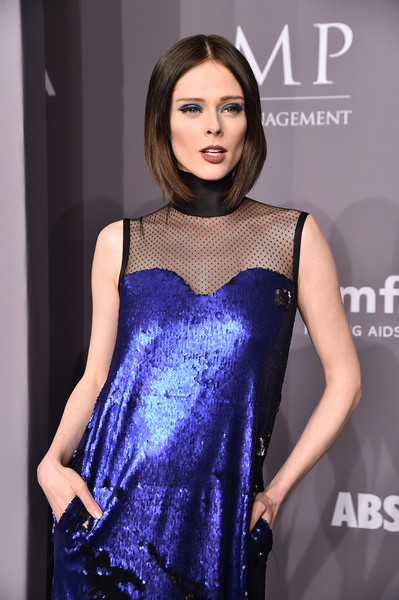 More Pics of Coco Rocha Sequin Dress (1 of 3) - Coco Rocha Lookbook - StyleBistro