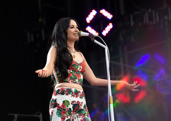 More Pics of Kacey Musgraves Crop Top (1 of 25) - Kacey Musgraves Lookbook - StyleBistro [performance,entertainment,performing arts,music artist,singing,song,singer,music,event,performance art,randalls island,new york city,governors ball festival,kacey musgraves]
