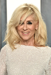 Judith Light looked fab with her teased lob at the 2020 Vanity Fair Oscar party.
