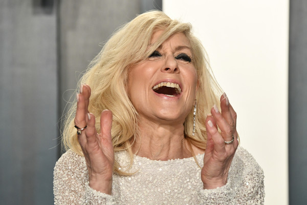 More Pics of Judith Light Mid-Length Bob (3 of 6) - Judith Light Lookbook - StyleBistro [hair,face,facial expression,blond,skin,nose,mouth,human,gesture,smile,radhika jones - arrivals,radhika jones,judith light,beverly hills,california,wallis annenberg center for the performing arts,oscar party,vanity fair,judith light,whos the boss?,angela bower,claire meade,karen wolek,academy awards viewing party,actor,oscar party,academy awards]