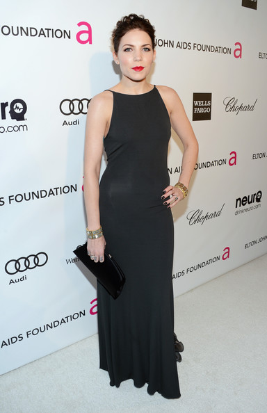 Skylar Grey at Elton John's 2013 Oscars Party