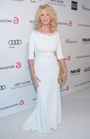 Sandra Lee at Elton John's 2013 Oscars Party