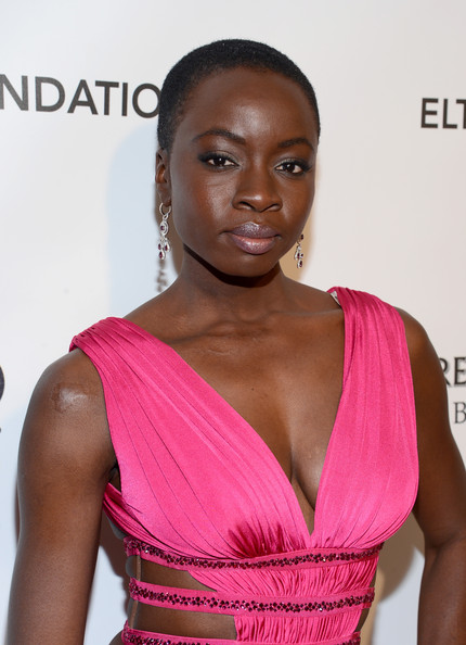 More Pics of Danai Gurira Frame Clutch (1 of 11) - Danai Gurira Lookbook - StyleBistro
