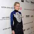 Jenna Elfman at Elton John's 2013 Oscars Party