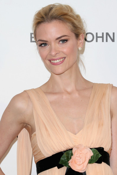 More Pics of Jaime King Diamond Studs (1 of 11) - Jaime King Lookbook - StyleBistro