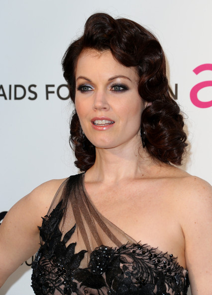 More Pics of Bellamy Young One Shoulder Dress (1 of 6) - Bellamy Young Lookbook - StyleBistro