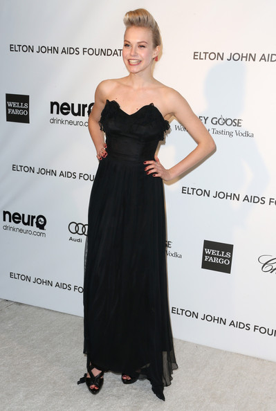 More Pics of Penelope Mitchell Strapless Dress (2 of 12) - Penelope Mitchell Lookbook - StyleBistro