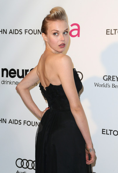 More Pics of Penelope Mitchell Strapless Dress (1 of 12) - Strapless Dress Lookbook - StyleBistro