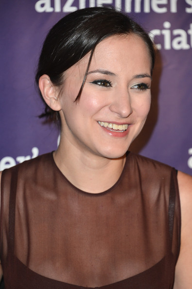 More Pics of Zelda Williams Evening Dress (1 of 9) - Evening Dress Lookbook - StyleBistro