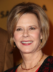 JoBeth Williams sported a retro bob at the SAG Awards nominations announcement.