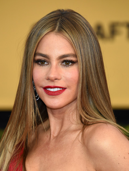 More Pics of Sofia Vergara Red Lipstick (1 of 19) - Sofia Vergara ...