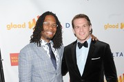 Hudson Taylor and LZ Granderson Photo