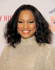 Garcelle Beauvais went for a bold teased 'do when she attended the Race to Erase MS Gala.