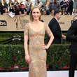 Emily Blunt in Roberto Cavalli at the SAG Awards