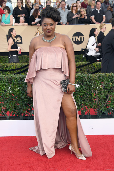 Image result for adrienne c. moore 2017 SCREEN ACTORS GUILD AWARDS