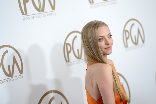 More Pics of Amanda Seyfried Hard Case Clutch (2 of 16) - Hard Case Clutch Lookbook - StyleBistro
