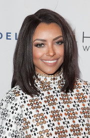 Kat Graham look hip with her shoulder-length layers during the GLAAD Media Awards.